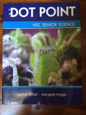 senior science dot point book preliminary pdf